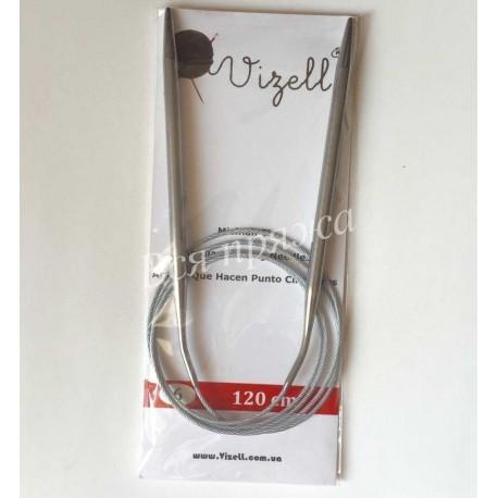 Спица трос стальная VIZELL 3.5 мм. Длина: 120 см.