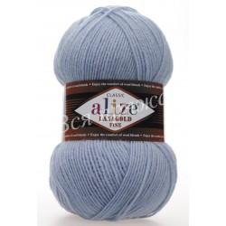 LANAGOLD FINE Alize 480 (Светло-голубой)