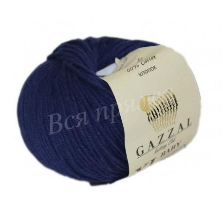 BABY COTTON GAZZAL XL 3438 (Темно-синий)