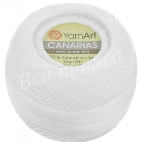 CANARIAS YarnArt 1000 (Отбелка)