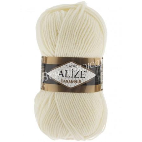 LANAGOLD CLASSIC Alize 62 (Молочный)