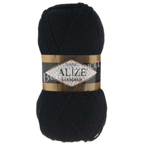 LANAGOLD CLASSIC Alize 60 (Черный)