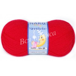 NINNI BEBE NAKO 6555 (Красный)