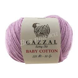 BABY COTTON GAZZAL 3422 (Лиловый)