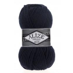 SUPERLANA MAXI Alize 58 (Темно-синий)