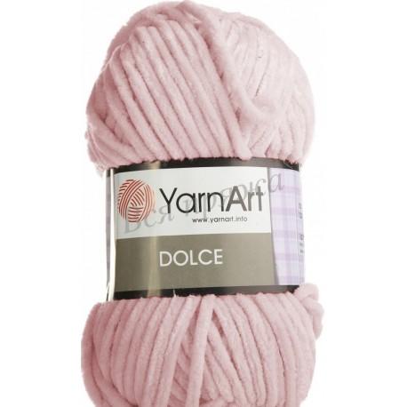 DOLCE Yarnart 450 (Розовый)