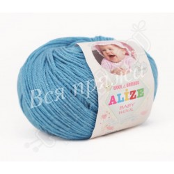 BABY WOOL Alize 245 (Бирюза)
