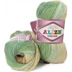 COTTON GOLD BATIK Alize 3305