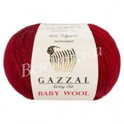 BABY WOOL GAZZAL 816 (Бордо)