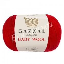 BABY WOOL Gazzal 811 (Красный)
