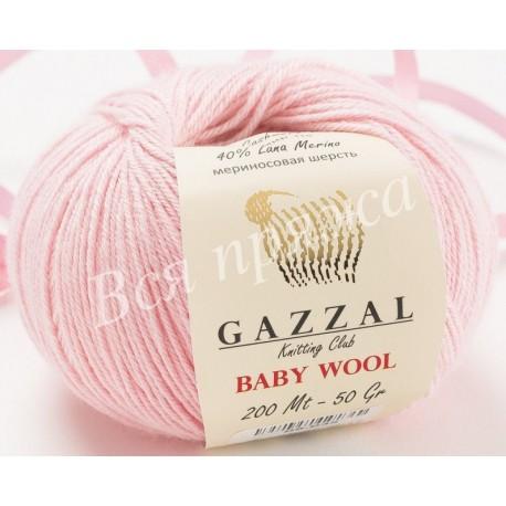 BABY WOOL Gazzal 835 (Розовый)