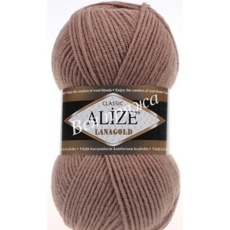 LANAGOLD CLASSIC Alize 584 (Кофе с молоком)