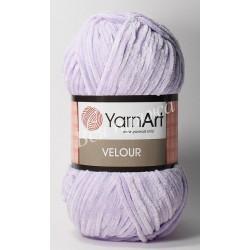 VELOUR YarnArt 859 (Сирень)