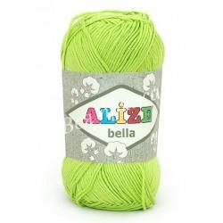 BELLA Alize 612 Кислотный зеленый