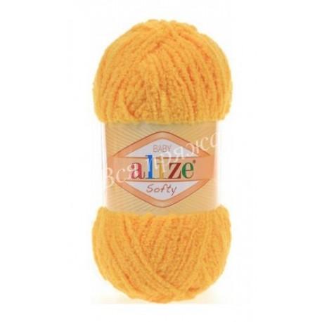 SOFTY Alize 216 (Желтый)