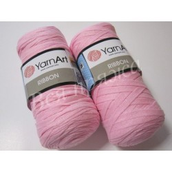 RIBBON YarnArt 762 (Розовый)