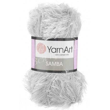 SAMBA YarnArt 10 (Светло-серый)