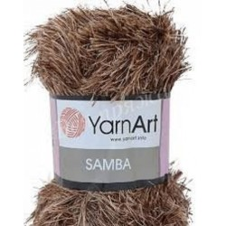SAMBA YarnArt 99 (Коричневый)