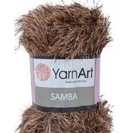 SAMBA YarnArt 199 (Коричневый)