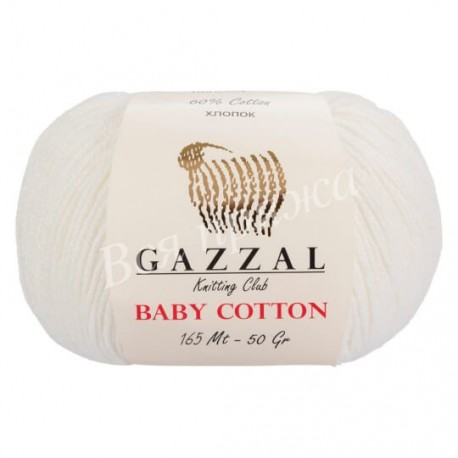 BABY COTTON Gazzal 3410