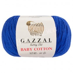BABY COTTON Gazzal 3421 (Василек)
