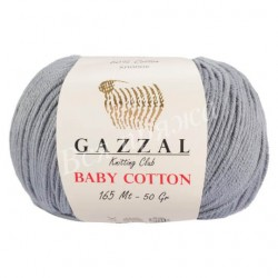 BABY COTTON Gazzal 3430 (Серый)