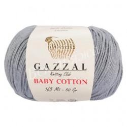 BABY COTTON Gazzal 3430 (Серый)