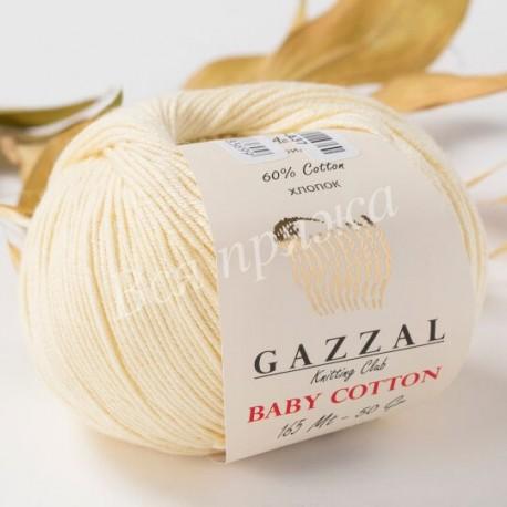 BABY COTTON Gazzal 3437 (Медовый)
