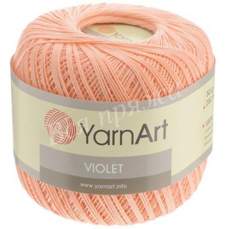 VIOLET YarnArt 6322 (Персик)