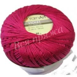 VIOLET YarnArt 6358 (Малиновый)