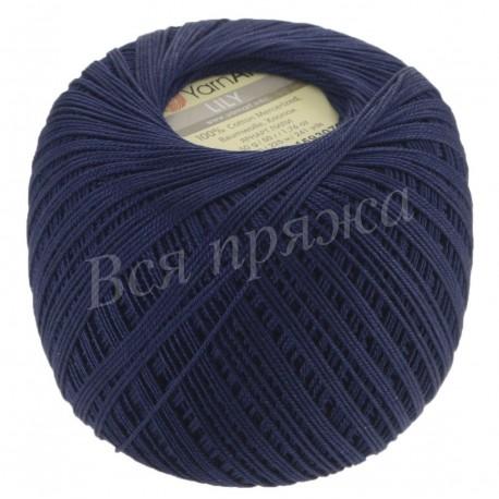 LILY  YarnArt 0066 (Темно-синий)