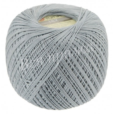 LILY  YarnArt 5326 (Серый)