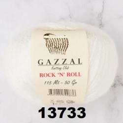 "ROCK""N""ROLL Gazzal 13733 (Белый)"