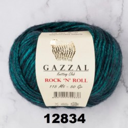 "ROCK""N""ROLL Gazzal 12834 (Изумруд)"
