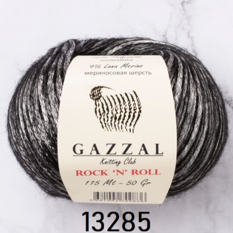 "ROCK""N""ROLL Gazzal 13285 (Темно-серый)"