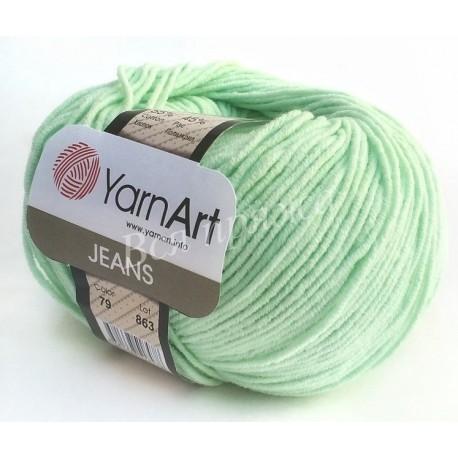 JEANS YarnArt 79 (Мята)