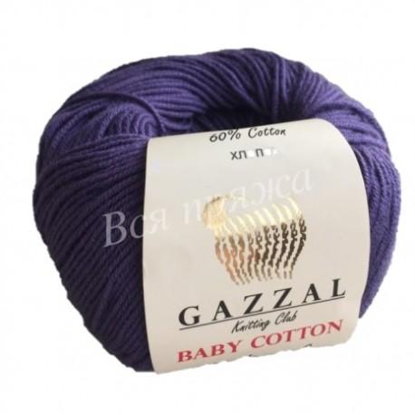 BABY COTTON Gazzal 3440 (Фиолетовый)
