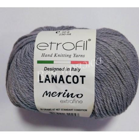 LANACOT MERINO Etrofil 025 (Серый)
