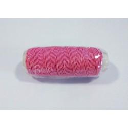 Нитка-резинка. Цвет: розовый