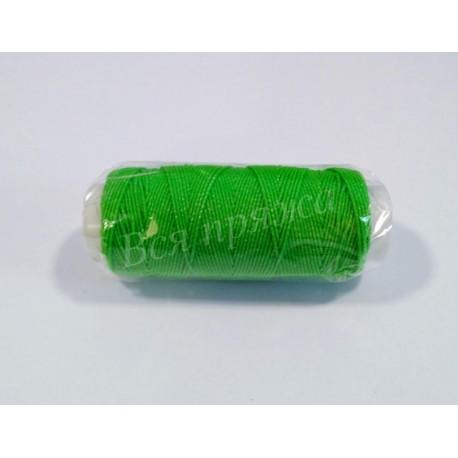 Нитка-резинка. Цвет: салатовый
