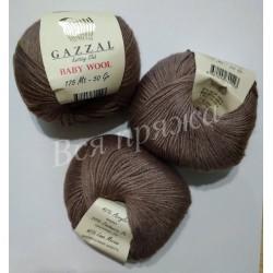 BABY WOOL Gazzal 835 (Кофе с молоком)