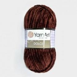 DOLCE YarnArt 775 (Шоколад)