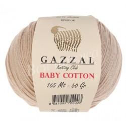 BABY COTTON Gazzal 3446 (Лен)