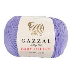 BABY COTTON Gazzal 3420 (Лаванда)