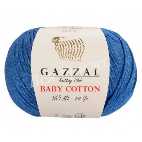 BABY COTTON Gazzal 3431 (Джинс)
