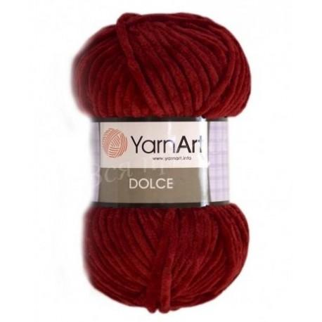 DOLCE YarnArt 752 (Бордо)